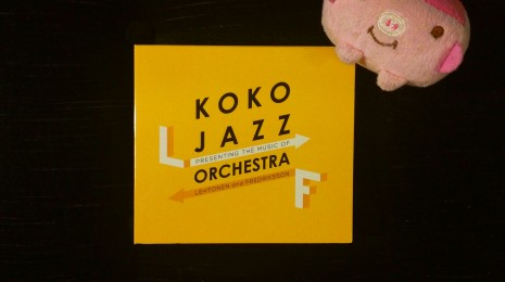 Koko Jazz Orchestra – Presenting the Music of Lehtonen and Fredriksson