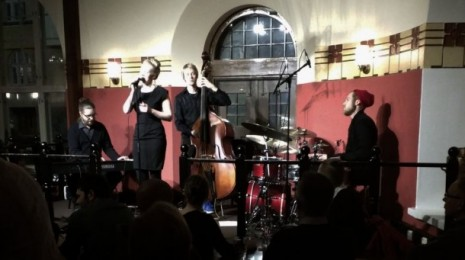 Laura Annika Quartet Rytmihäiriöklubilla 28.1.2015