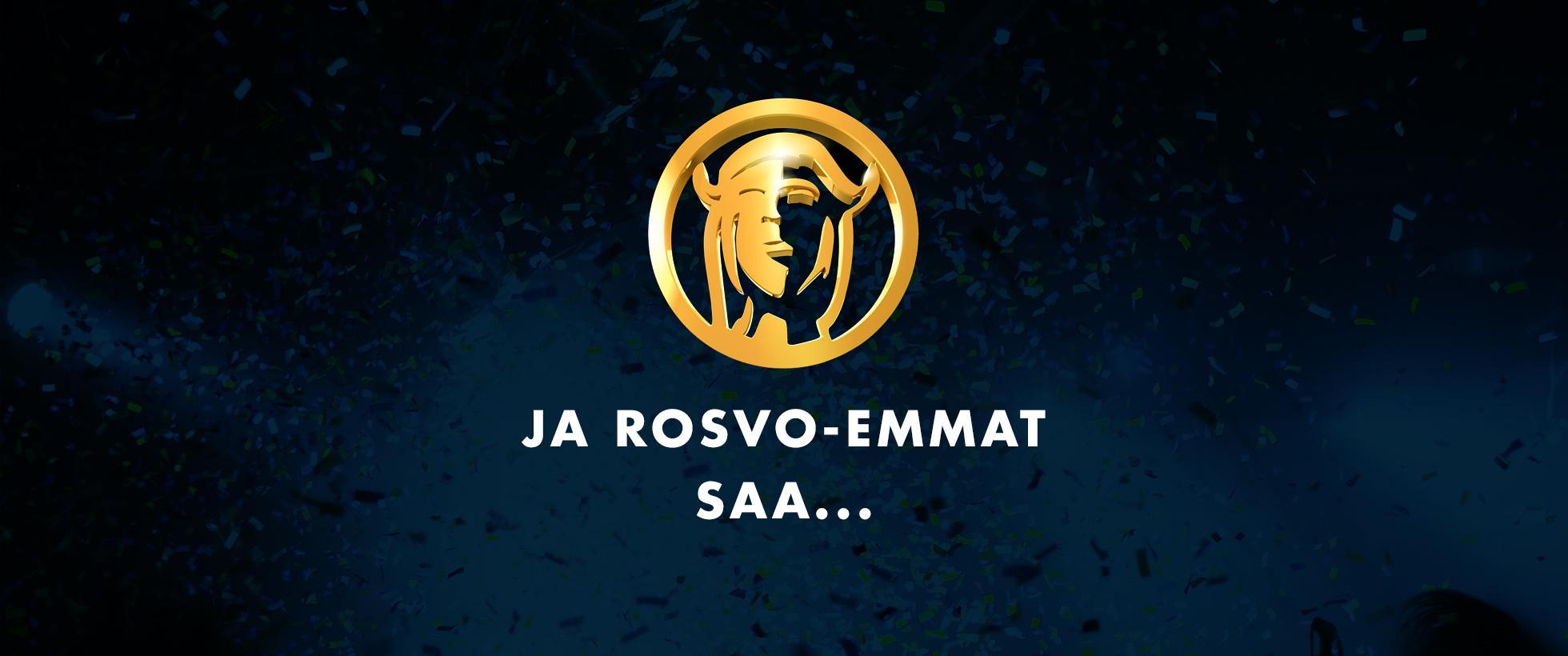 Ja Rosvo-Emmat saa...