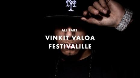 Vinkit Valoa Festivalille