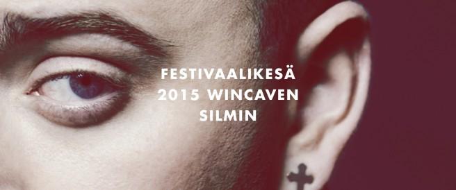 Wincaven festarikesä 2015