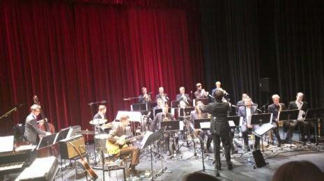 Darcy James Argue & Sibis Big Band Musiikkitalolla