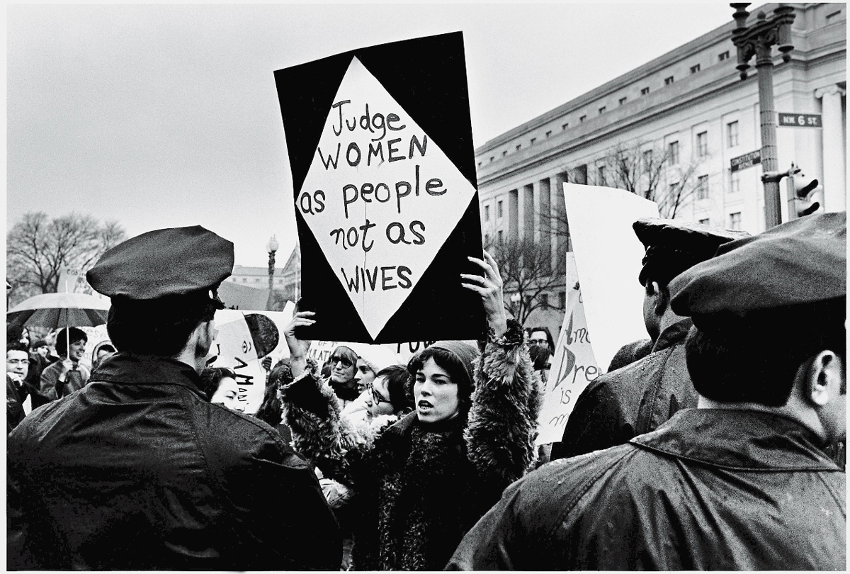 Nixon Inauguration Protests