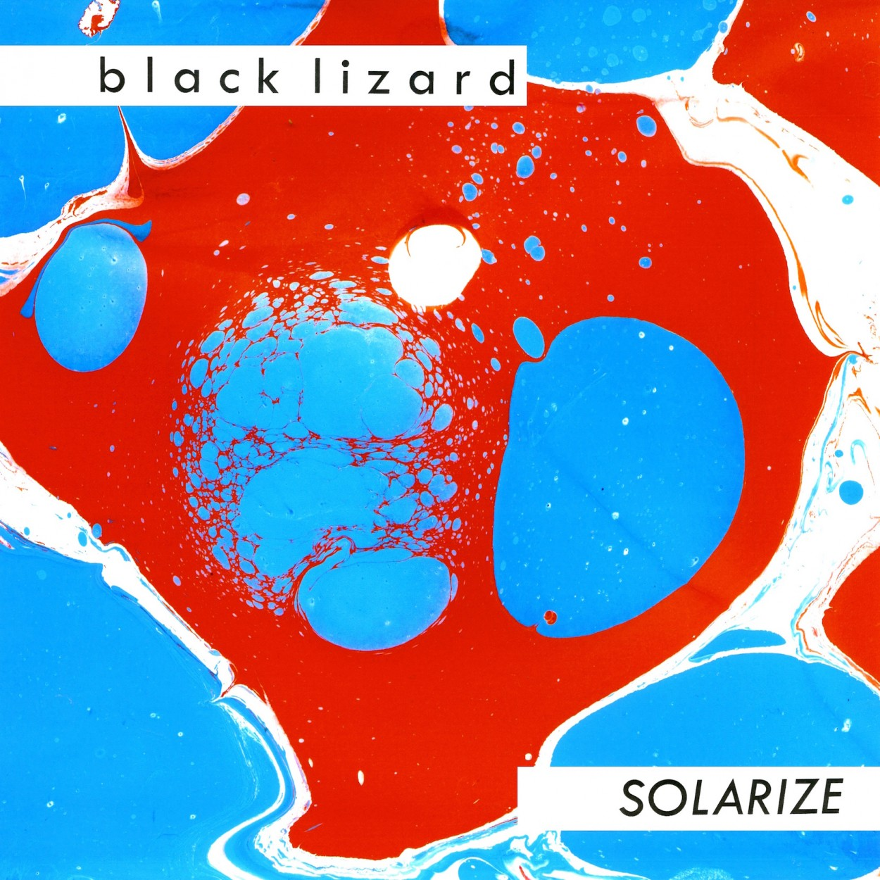 Black Lizard – Solarize