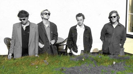 Palma Violets – English Tongue
