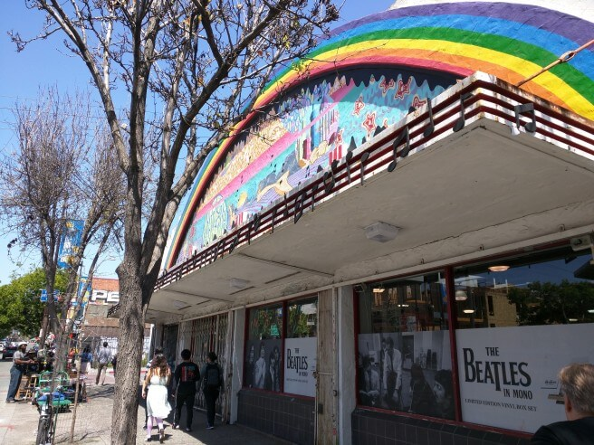 Amoeba Music, Berkeley, CA