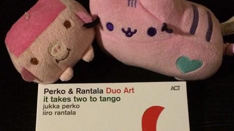 Jukka Perko & Iiro Rantala – It Takes Two to Tango
