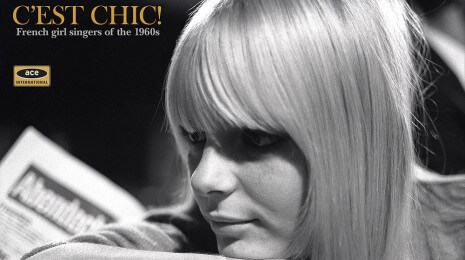 V/A: C'est Chic! French Girl Singers Of The 60s LP:t, eli kuka tilasi merlotia