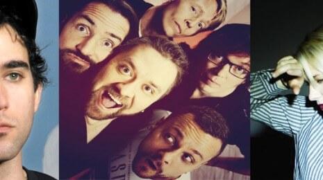 Äänilevymuistilappu! 11 erittäin hyvää vuoden 2015 aikana julkaistua albumia