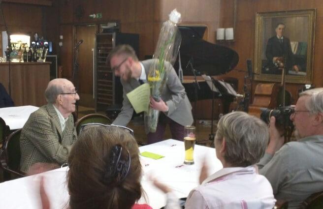 Jazz yhdistää sukupolvia - Erik Lindstöm ja Sami Nummela, ikäeroa 68 vuotta