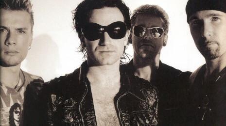U2 ja kymmenet kylmät väreet