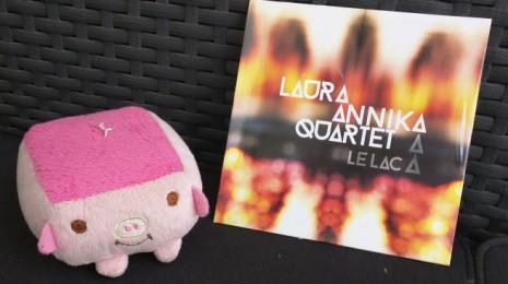 Laura Annika Quartet: Le Lac EP