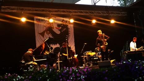 Pori Jazz 2015: Torstai