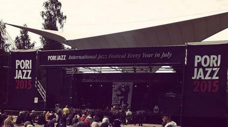 Pori Jazz 2015 yhteenveto