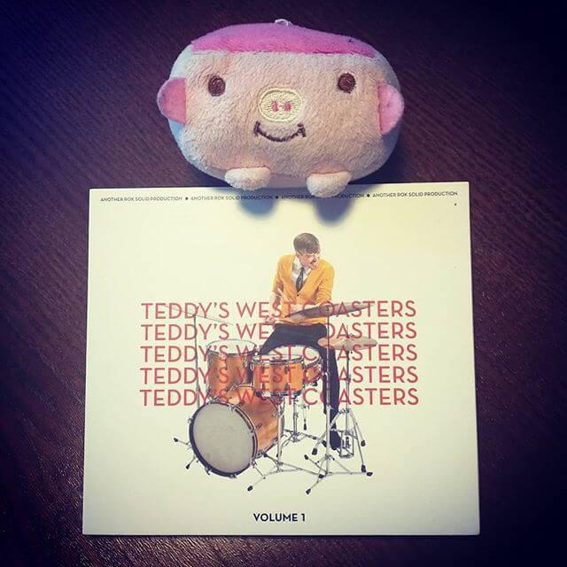 teddyswestcoasters