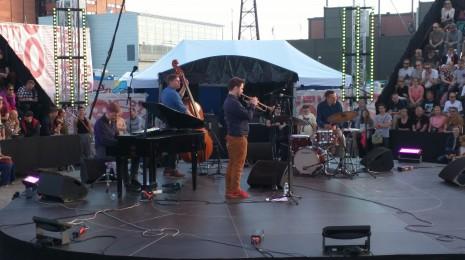 Flow 2015: Jazzpossun perjantai