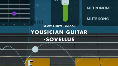 Arvio: Yousician Guitar -sovellus