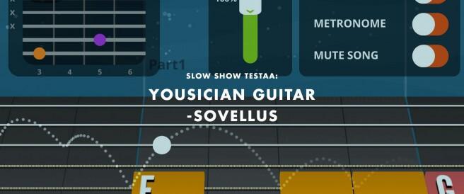 Yousician Guitar -arvio