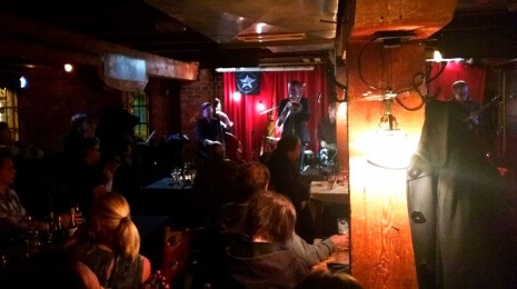Tampere Jazz Happening 2015 – Perjantai
