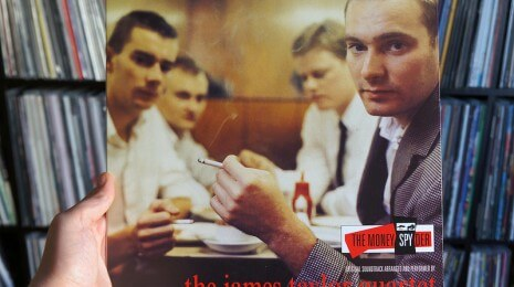 The James Taylor Quartet – The Money Spyder LP, eli enimmäkseen jazzin ystävä