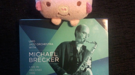 UMO with Michael Brecker: Live in Helsinki 1995