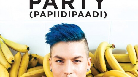 Single: Antti Tuisku – Party (papiidipaadi)