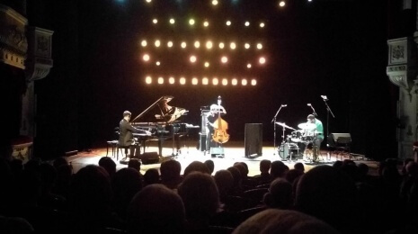 We Jazz 2015: M.A.Numminen – Teddy's West Coasters – Vijay Iyer Trio