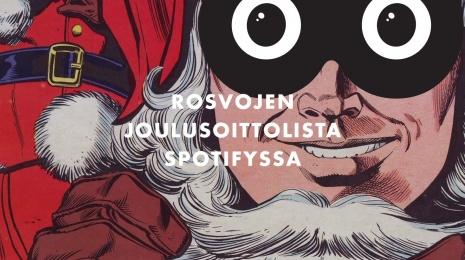 Rosvot-portaalin joulusoittolista