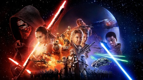 Leffa: Star Wars: The Force Awakens