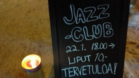 April Jazz Club avasi toimintansa Espoossa Verneri Pohjola Quartetin tahtiin