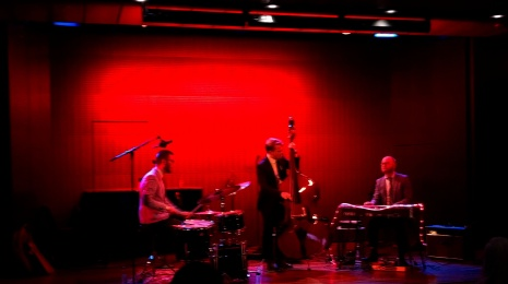 SibaFestin lauantai – Eurooppalainen jazzpaneeli, Avajaiskonsertti: Movies ja Buba Wii Aa avajaisklubilla