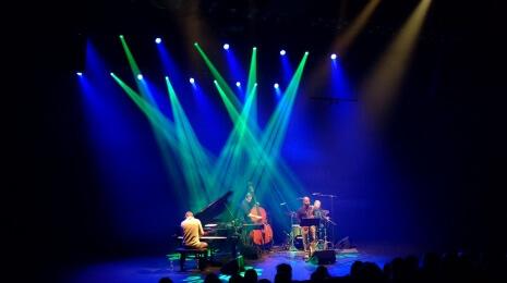 Joonas Haavisto Trio & Tivon Pennicott Musiikkitalolla