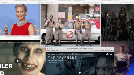 15 kiinnostavinta elokuvaa 2016