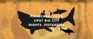 Pikaskaba: Voita liput Big City Nights -klubifestareille!