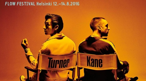 Vuonna 2016: The Last Shadow Puppets – Everything You've Come to Expect
