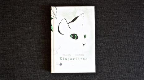 Kirja: Takashi Hiraide – Kissavieras