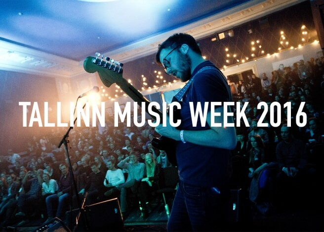 Kuva: Tallinn Music Week