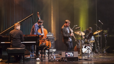 April Jazz 2015: Chris Potter