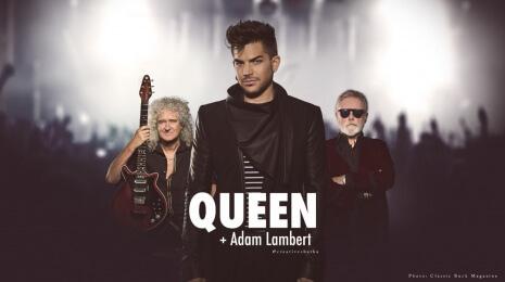 Queen + Adam Lambert – Bohemian Rhapsody