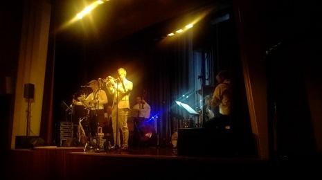 Jukka Eskola Orquesta Bossa jätti jäähyväiset Hangon Musiikkijuhlilla