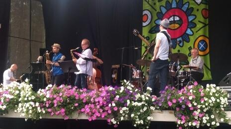 Pori Jazz 2016 – Lauantai