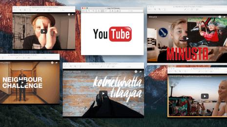 25 suomalaista tubettajaa, jotka ansaitsisivat enemmän huomiota videoilleen (osa 1/5)