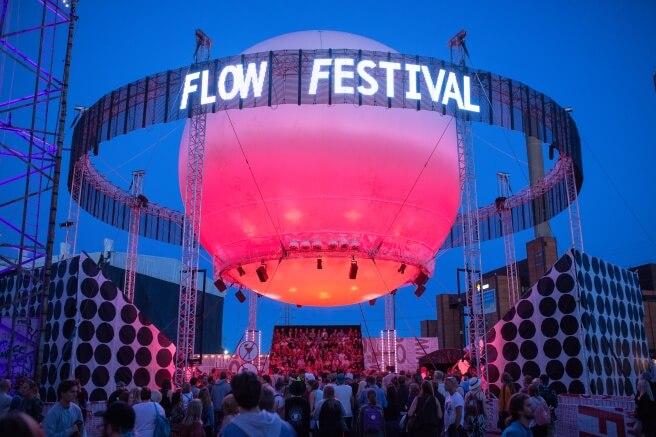 Flow Festival / Samuli Pentti