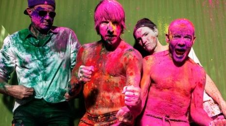 Fanilasit antavat paljon Red Hot Chili Peppersille anteeksi