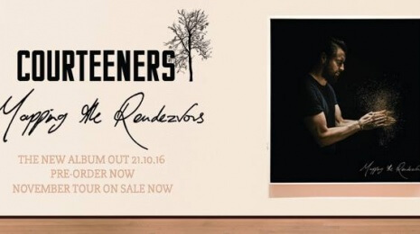 The Courteeners vuonna 2016: The 17th ja No One Will Ever Replace Us