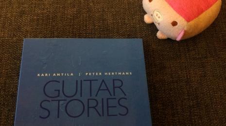 Kari Antila & Peter Hertmans – Guitar Stories