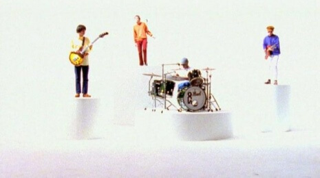 Brittipopklassikoita: Bändi ja valkoinen huone
