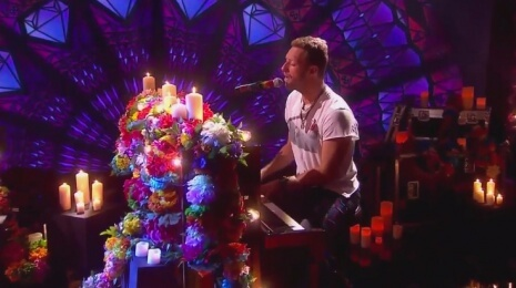 Live: Coldplay – Everglow (The Graham Norton Show)