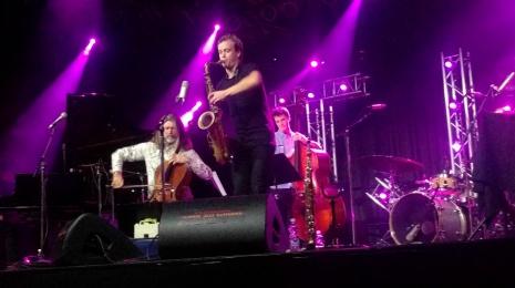 Tampere Jazz Happening 2016: Pakkahuoneen perjantai