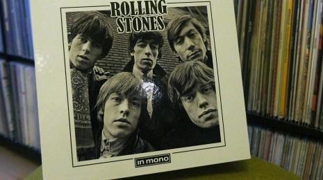 The Rolling Stones – In Mono 16LP, eli vinyyliboxien loppusota